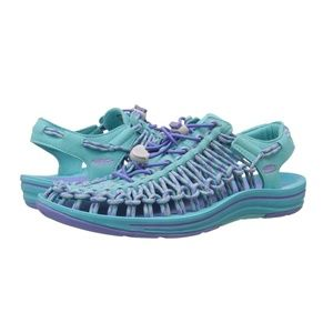 KEEN Uneek Capri Breeze Periwinkle Sandals